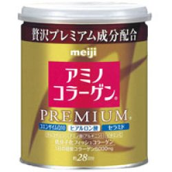 Photo1: Amino Collagen PREMIUM 200g (Can Type) / Meiji