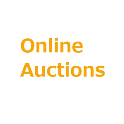 Buy from ONLINE AUCTION SITES