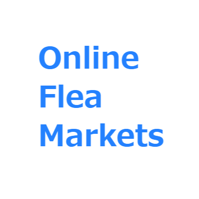Buy from ONLINE FLEA MARKET SITES