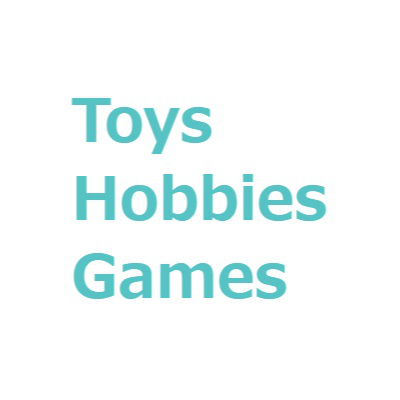 Buy from Toys Hobbies Games Shops