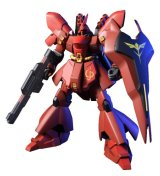 Photo: HGUC 1/144 MSN-04 Sazabi Gundam model kit